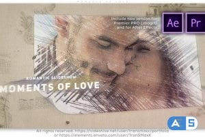 Videohive Moments of Love 26363511