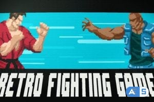Videohive Retro Fighting Game v1.1 24432746