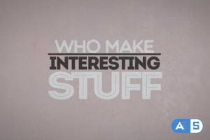 Videohive Kinetic Typography 3327433
