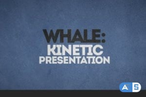 Videohive Kinetic Typography 4594600