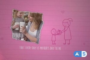 Videohive Mother's Day Greeting 26536639