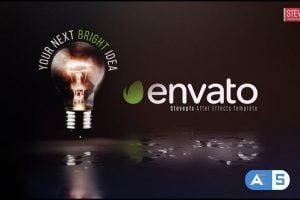 Videohive Bright Idea | Lighting Logo 24336907