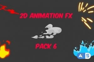 Videohive 2D Animation FX Pack 6 22074979
