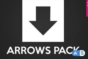 Videohive Arrows Pack 21323491
