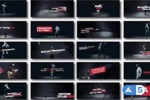 Videohive Art Typography || FCP X 26425472