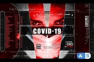 Videohive Pandemic Glitch Trailer 26299660