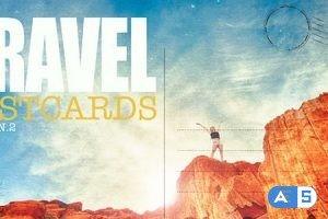 Videohive Travel Postcard v2 20069651