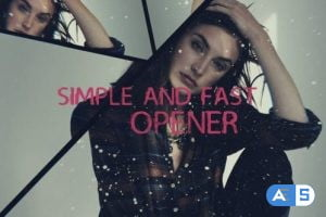 Videohive Simple and Fast Opener 18941331