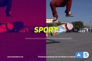 Videohive Sport Motivation Urban Promo 23159180