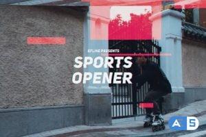 Videohive Sports Opener 22829516