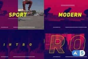 Videohive Sport Motivation Urban Promo 22916817