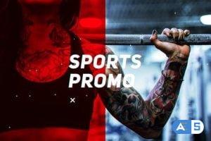 Videohive Sports Promo Opener 23820751