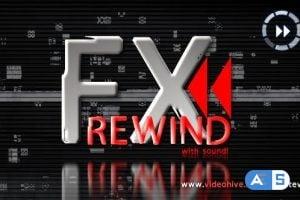 Videohive Rewind FX 12859571