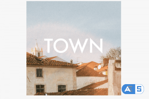 Town 24 Color Grades LUTs – Cinegrain