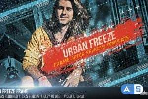 Videohive Urban Freeze Frame 25933656