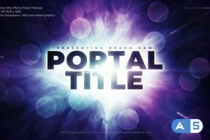 Videohive Portal Cinematic Trailer 26365376
