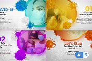 Videohive Stay Home Opener 26443937