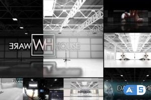 Videohive Warehouse Template 15940958