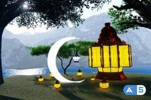 Videohive Ramadan Scene 21371885
