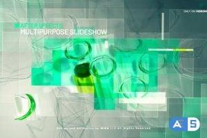 Videohive Digital Technology Slideshow 26121495