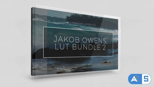 Vamify Jakob Owens LUT Bundle 2
