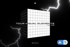Tour Visual Elements VOL 3 – Ezra Cohen