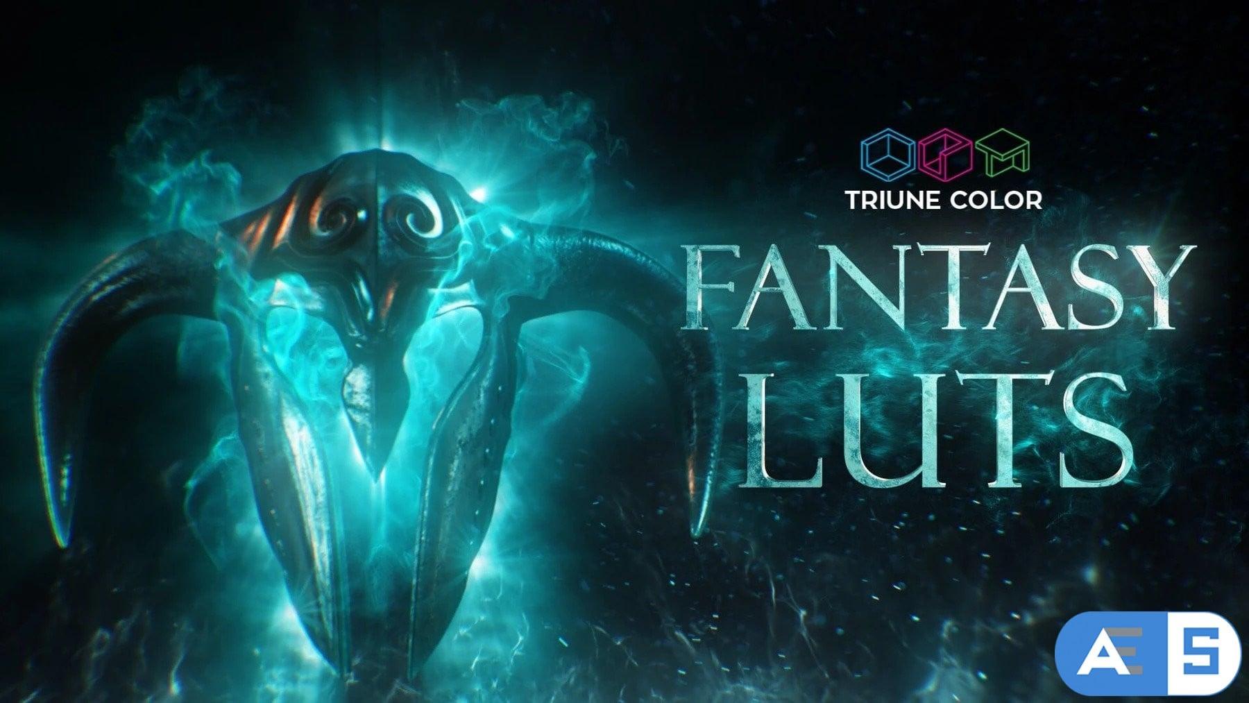 Fantasy LUTs – Triune Digital