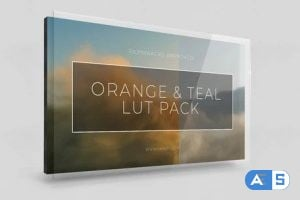 Vamify – Orange and Teal LUT Pack