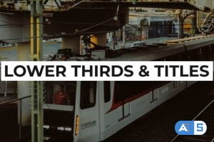 Videohive Two in one – Lower Thirds & Titles 26492358