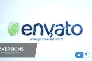 Videohive Logo Intro 13125030