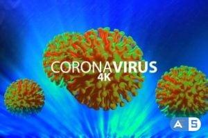 Videohive Corona Virus 4K 26284732