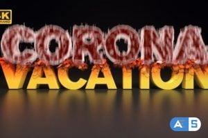 Videohive Corona Crushing Vacation – 4K 26091443