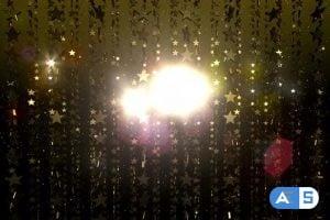 Videohive Festive Stars Glitter 14 4K 26400104