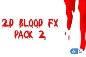 Videohive 2D Blood Fx Pack 2 25794668