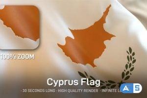Videohive Cyprus Flag 25181097