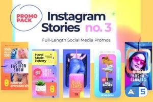 Videohive Instagram Stories no.3 26328609