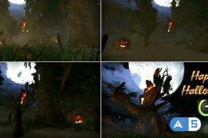 Videohive Happy Halloween 9010002