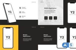 Videohive Y2 – App Promo 26319704