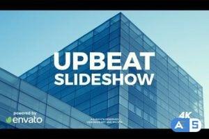 Videohive Upbeat Slideshow 20106796
