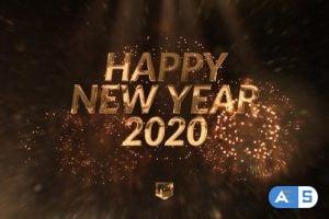 Videohive New Year's eve elegant countdown 25159022