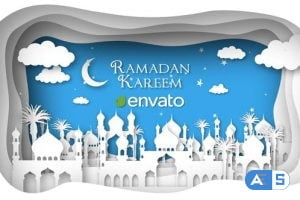 Videohive Ramadan and Eid Mubarak Opener 26594937