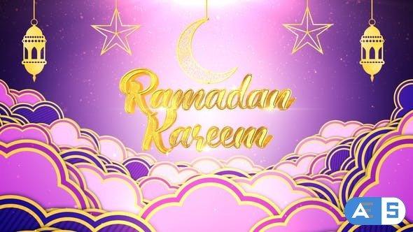 Videohive Ramadan Kareem Opener 26625050