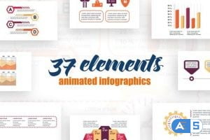 Videohive Technology Infographics Vol.32 26523438