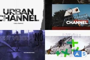 Videohive Promotional Demo Reel Openers 26025121