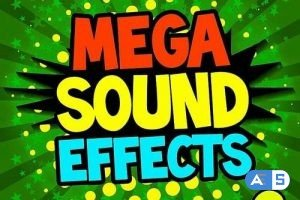 Mega Sound Effects Vol. 3 (Must Have Powerful Sound Fx For Djs, Video, Fun)