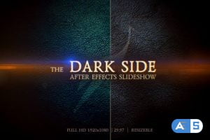 Videohive Dark Side 8897451