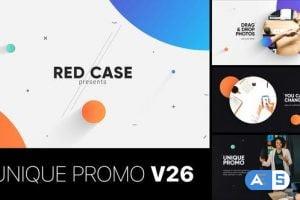 Videohive Unique Promo v26   Corporate Presentation 24668047