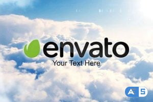 VideoHive Clouds Intro 10214083