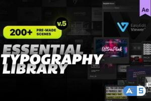 Videohive Essential Titles and Lower Thirds V5.3 20681372