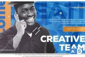 Videohive Creative People. Team Promo 26743576